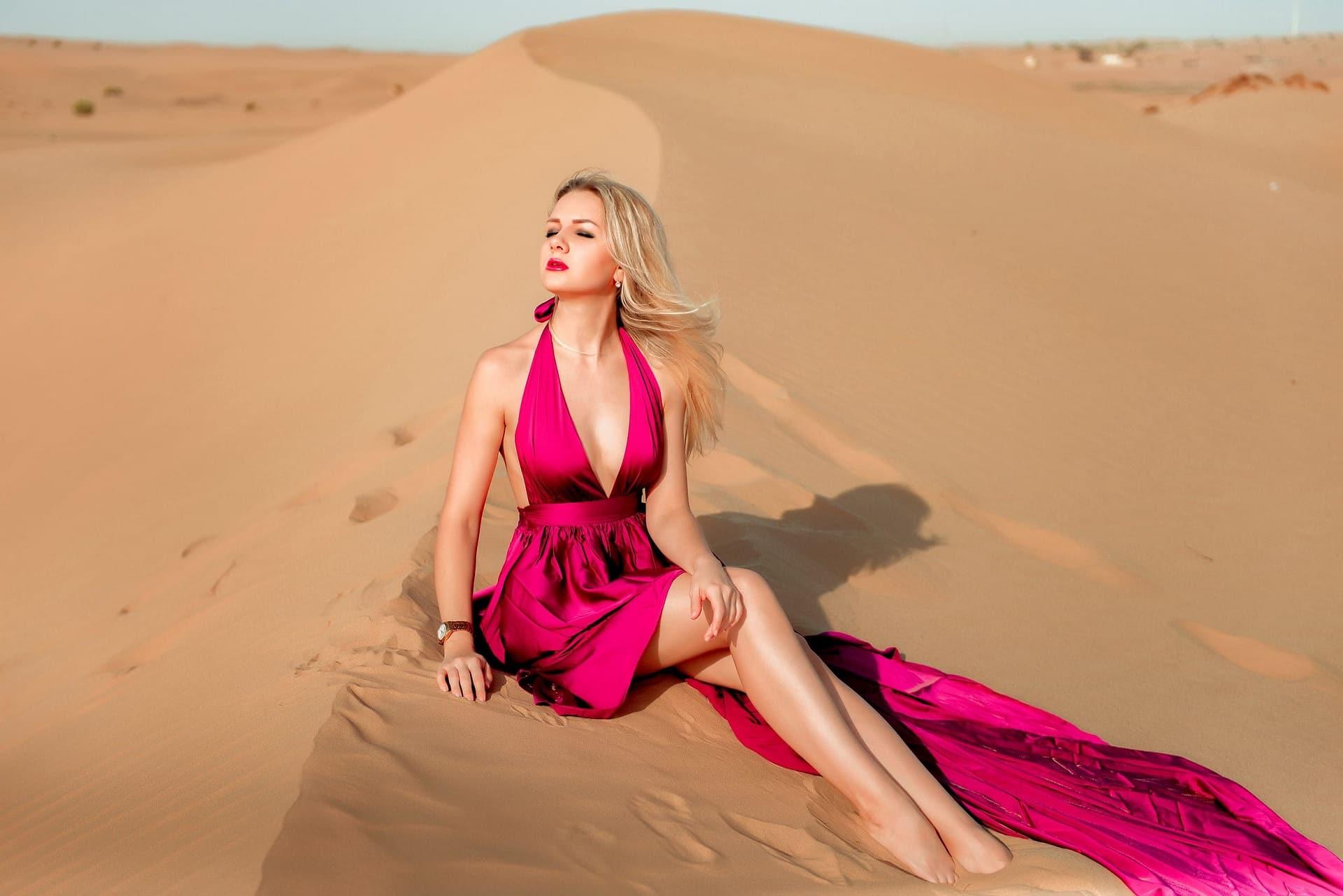 фотосессия в пустыне дубай